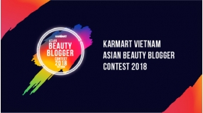 CUỘC THI KARMART ASIAN BEAUTY BLOGGER CONTEST 2018
