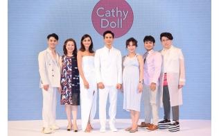 """RA MẮT BỘ SẢN PHẨM MỚI """"READY 2 WHITE"""" THƯƠNG HIỆU CATHY DOLL"""