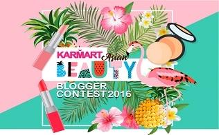 "CUỘC THI ""KARMART ASIAN BEAUTY BLOGGER CONTEST 2016"""