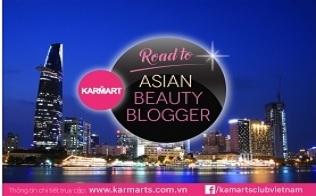 "CUỘC THI ""KARMART VIETNAM BEAUTY BLOGGER CONTEST 2016"""