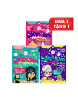 Mặt nạ giấy Cathy Doll Yes I Am 4D Mask Sheet 35g