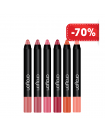 Son kem lì Crayon Velvet Matte Lip Smooth 1.1g