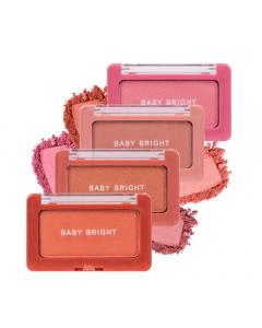 Phấn Má Hồng Baby Bright Face Shine Blusher