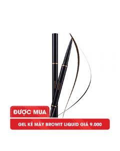 Bút kẻ mắt 2 đầu Browit HighTechnique Duo Eyeliner 0.5ml+0.14g