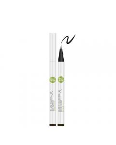 Bút kẻ mắt than đá núi lửa Baby Bright Black Charcoal Pen Eyeliner 0.7g