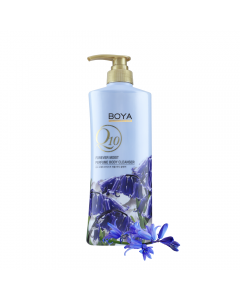 Sữa tắm dưỡng ẩm Boya Q10 Forever Moist Perfume Body Cleanser 500ml