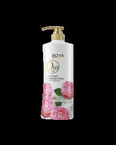 Dưỡng thể trắng da Boya Q10 Forever White Perfume Body Lotion 500ml