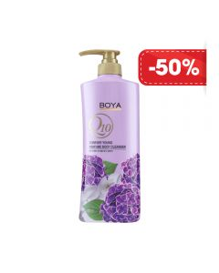 Sữa tắm Boya Q10 Forever Young Perfume Body Cleanser 500ml