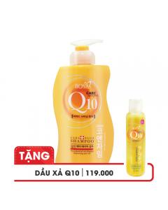 Dầu gội Q10 Boya Shampoo 500ml
