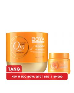 Kem ủ tóc Q10 Boya Treatment 500g
