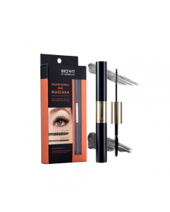 Mascara 2 đầu Browit Professional Duo Mascara 4 + 4g #Sexy Black