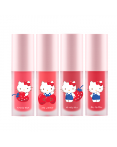 Son kem lì Hello Kitty Cathy Doll Airy Lip Blur 4g