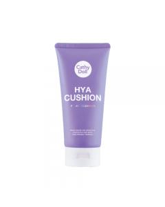 Sữa rửa mặt tạo bọt dưỡng ẩm da Cathy Doll Hya Cushion Facial Foam Cleanser 120ml