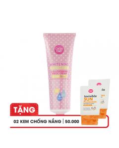 Kem chống nắng trắng da Cathy Doll L-glutathione Magic Cream SPF50 PA+++-138ml