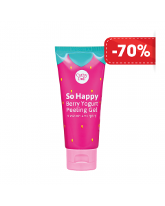Tẩy tế bào chết Yaua Dâu Cathy Doll So Happy Berry Yogurt Peelling Gel 60ml