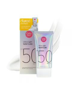 Sữa chống nắng dưỡng da Cathy Doll Ultra Light Sun Fluid SPF50 PA++++ 40ml