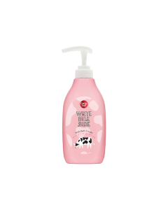 Sữa tắm sữa bò Cathy Doll White Milk Shine Body Bath Cream 450ml
