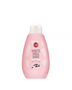 Muối tắm sữa bò Cathy Doll White Milk Shine Body Bath Salt 420g